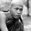 Thinking Monk @ Myanmar