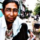 Saiq-ka Driver With Wrinkles @ Myanmar