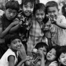 Nine Children @ Myanmar