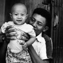 Smiling Baby @ Myanmar