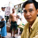 Eyes Of A Man @ Myanmar