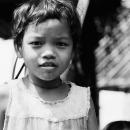 Stiff-backed Girl @ Myanmar