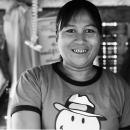 Ample Figured Woman @ Myanmar