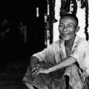 Smiling Laborer @ Myanmar