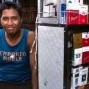 Tobacconist In Yangon