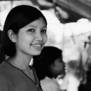 Woman @ Myanmar