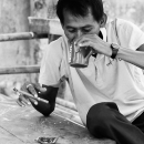 Coffee And Cigar @ Myanmar