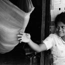 Mother Rocking The Cradle @ Myanmar