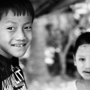 Two Kids @ Myanmar
