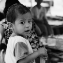 Worried Boy @ Myanmar