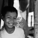 Smile Of A Boy @ Myanmar