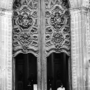 Entrance Of Cathedral Metropolitana