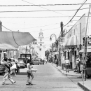 Street In Cholula