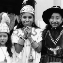 Girls Dressed Up Like Aristocrats @ Mexico