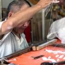 Stitching Man