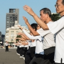 Doing Tai Chi In A Group