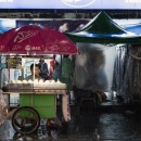 Stall In The Rain