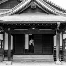 牛嶋神社の巫女