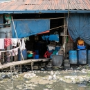 Laundries On Small Bridge