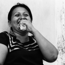 Laughing Woman @ Mexico