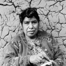 Stitching Woman @ Mexico