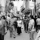 メキシコシティの歩行者天国