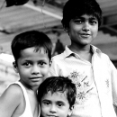 Three Boys @ India