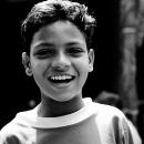 Boy Smiled @ India