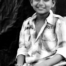 Smile Of A Boy @ India