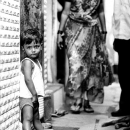 Boy In The Alleyway @ India