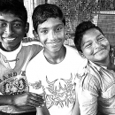 Three Smiles @ India
