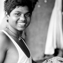 Smile Of A Laundryman @ India