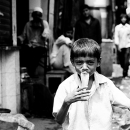 Drinking Boy @ India