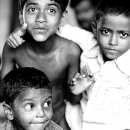 Three Kids @ India