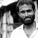 Bearded Man @ India