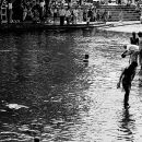 People In The River @ India