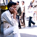 Man Was Calling @ India