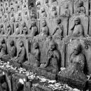 Statues Of Buddha @ Tokyo