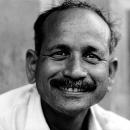 Bearded Man Smiles @ India