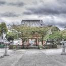 Deva Gate Of Meguro Fudo @ Tokyo