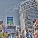 Women Walking With Bags @ Tokyo