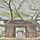 Nio Gate In Yuten-ji @ Tokyo