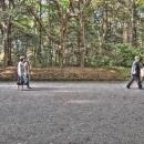 People Walking The Approach @ Tokyo