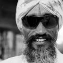 Sunglasses And Beard @ India