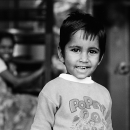 Smile Of A Kid @ India