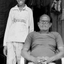 Boy And His Father @ India
