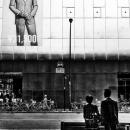 Woman And Man In Shimbashi @ Tokyo