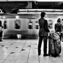 Man With A Big Bag @ Tokyo