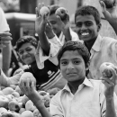 Apples In Their Hands @ India