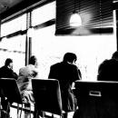 Businessmen In A Cafe @ Tokyo